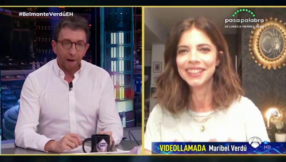 """Maribel Verdú confiesa en 'El Hormiguero 3.0' la mayor experiencia de su vida: """"Fui la mujer más feliz del mundo"""""""