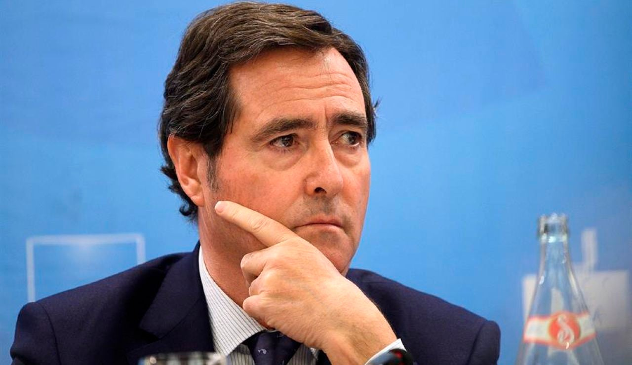 CEOE rechaza acuerdo con Bildu