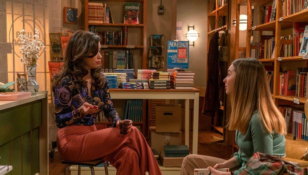 Luisita y Amelia pasarán una noche inolvidable gracias a un desafortunado imprevisto