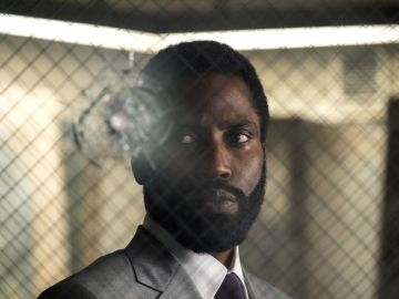John David Washington en 'Tenet'