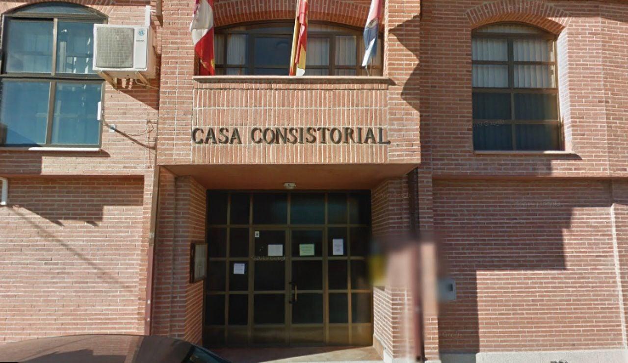 Ayuntamiento de Tordillos, pueblo que quiere retroceder de fase