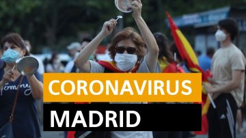 Coronavirus Madrid hoy: Fase 1 desescalada, datos de hoy y últimas noticias viernes 22 de mayo, en directo | Última hora Madrid