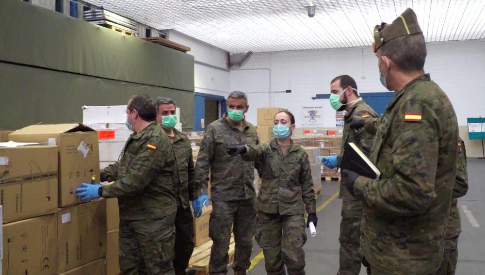 'En primera línea', así nos protegen los Cuerpos y Fuerzas de Seguridad frente al coronavirus: