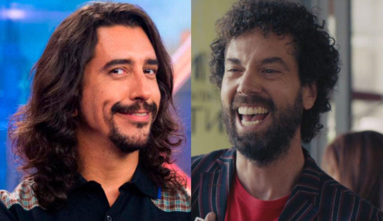 Marron y Juan Ibáñez, colaboradores de 'El Hormiguero 3.0'