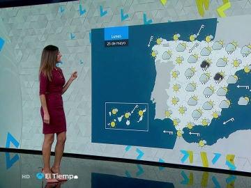 Tu Tiempo (24-05-20) Temperaturas de verano en la vertiente atlántica sur y Canarias