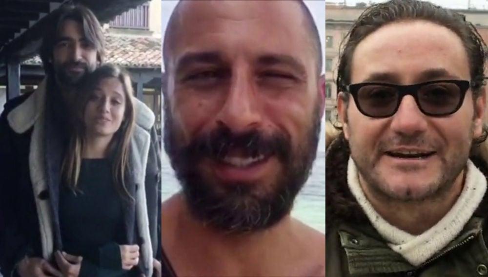Las emotivas palabras de Hugo Silva, Michelle Jenner, Aitor Luna y Carlos Santos a sus compañeros de 'Los hombres de Paco' en su último reencuentro
