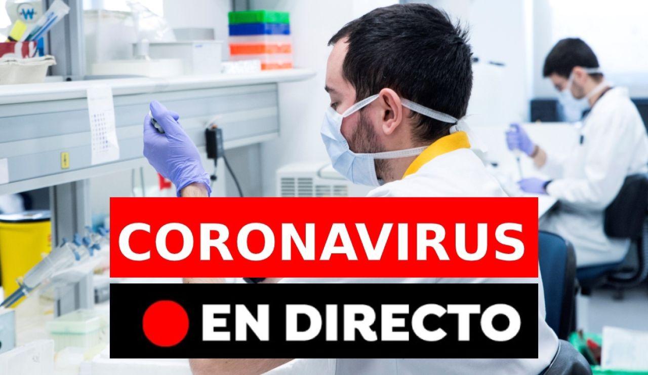 Coronavirus España: Fase 1 y fase 2 de la desescalada del coronavirus, datos y últimas noticias de hoy, en directo   Última hora coronavirus