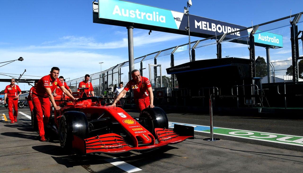 La F1 espera volver en Austria