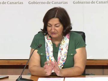 Dimite María José Guerra Palmero, la Consejera de Educación en Canarias, por no llegar a un acuerdo en la gestión por el coronavirus