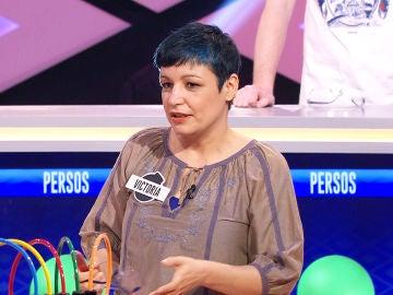 """Victoria, de 'Los dispersos', desvela el elemento """"mortal"""" de cualquier concurso"""
