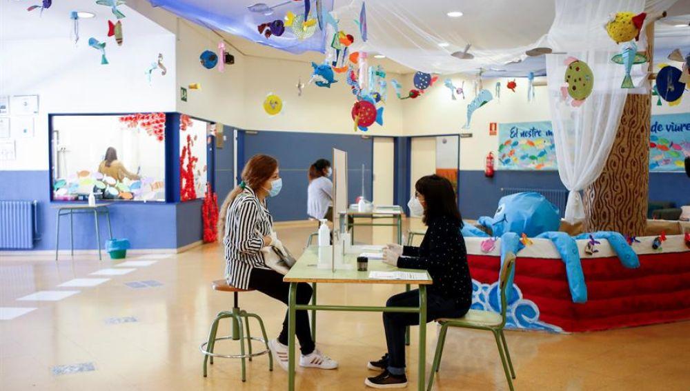 Abren los colegios en la Fase 2 de desescalada por el coronavirus