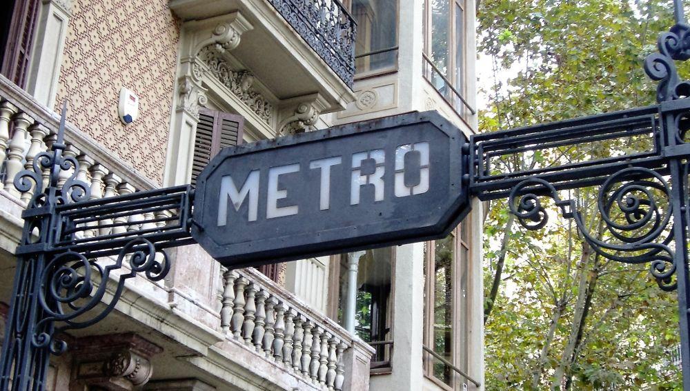 Aglomeraciones Metro Barcelona en Fase 1 de desescalada