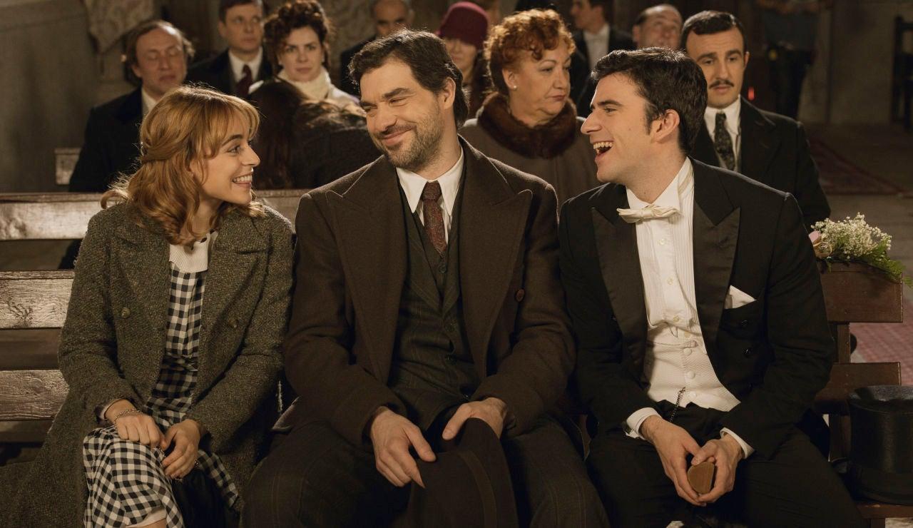 Juntos a pesar de la distancia: así han vivido los actores de 'El secreto de Puente Viejo' el final