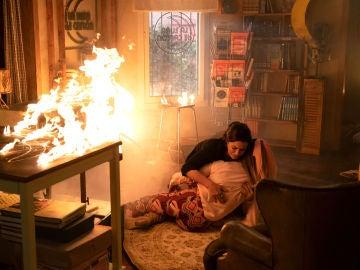 Amelia, rescata a Luisita al borde de la muerte