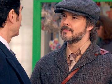 Guillermo se enfrenta con  Armando sin escrúpulos