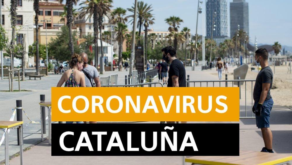 Coronavirus Cataluña: Última hora de la fase 1 y la fase 2 de la desescalada y datos de contagios y muertos hoy martes 26 de mayo, en directo | Última hora Cataluña