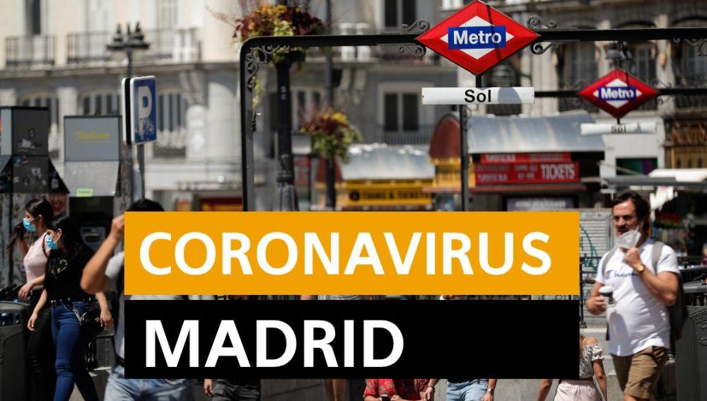 Coronavirus Madrid: Última hora de la fase 1 de la desescalada y datos de contagios y muertos hoy martes 26 de mayo, en directo | Última hora Madrid