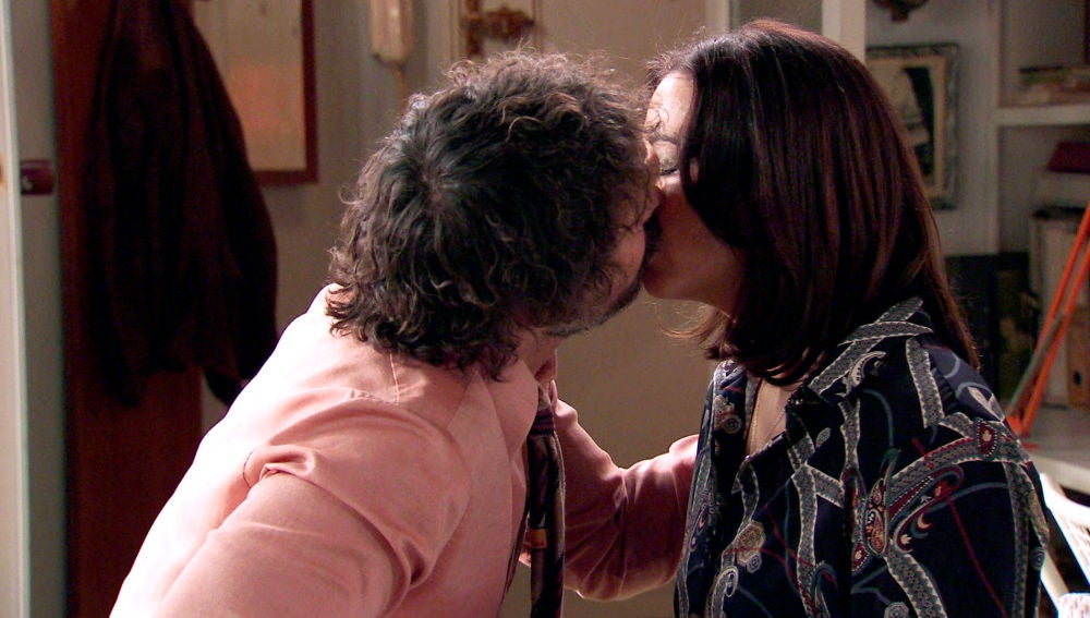 Guillermo da una oportunidad al amor con Cristina