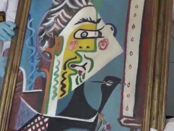 Denunciado tras intentar obtener un préstamo bancario de 200.000 con un cuadro falso de Picasso