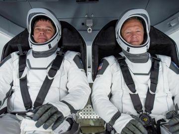 Horario y dónde ver el lanzamiento del primer cohete tripulado privado de SpaceX en directo