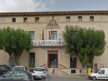 Ayuntamiento de Totana, en la Región de Murcia