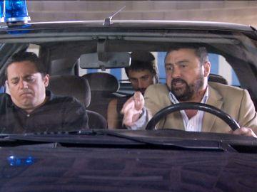 Así predijo Paco Tous en 'Los hombres de Paco' la existencia de 'La Casa de Papel'
