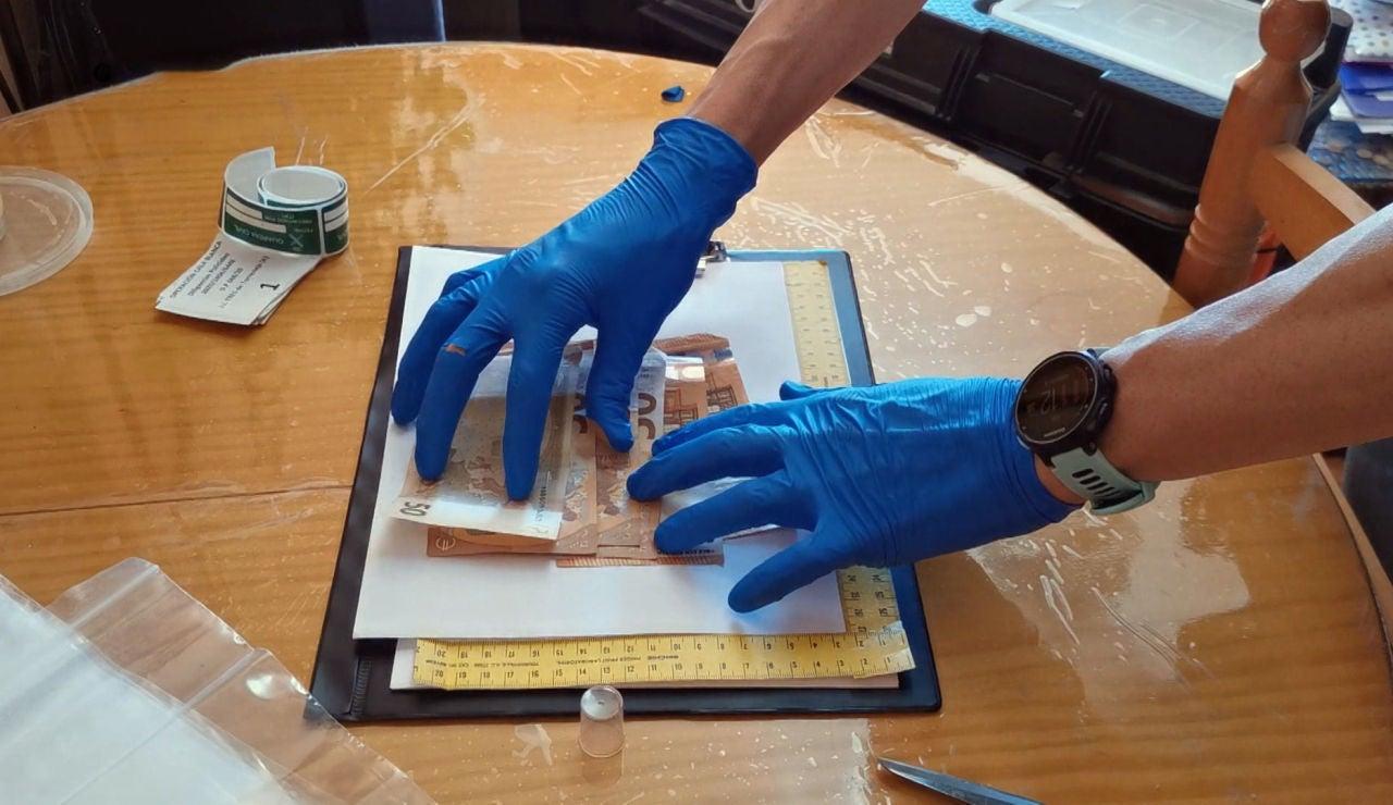 ¿Cómo enfrentarse al tráfico de drogas en tiempos de pandemia? 'En primera línea' acompaña a la Guardia Civil