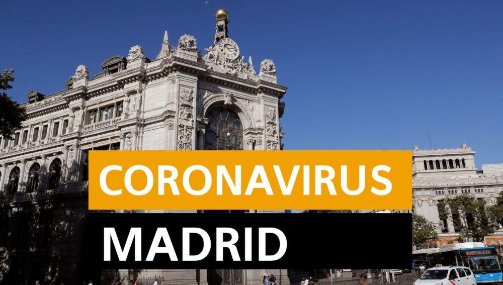 Coronavirus Madrid: Fase 2 de la desescalada, datos de contagios y muertos y últimas noticias de hoy jueves 18 de junio, en directo | Última hora Madrid
