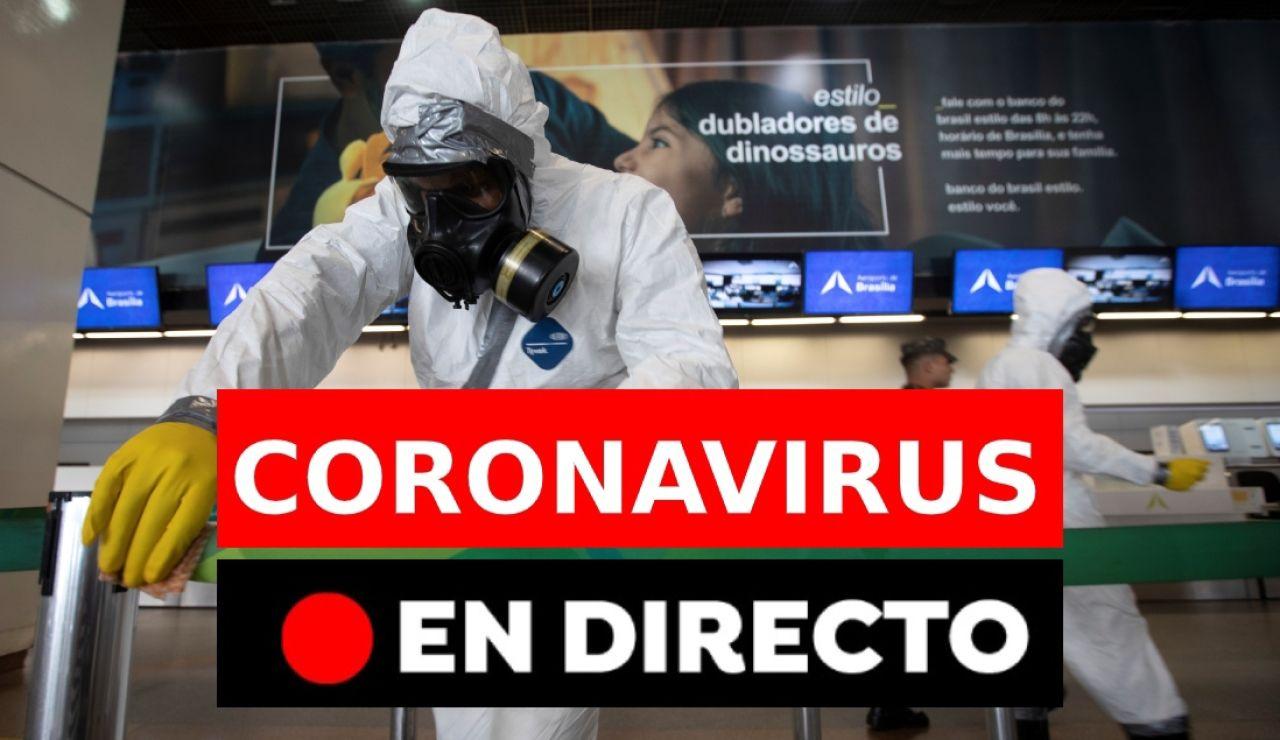 Coronavirus última hora: Desescalada en España | Fase 1 y 2 , en directo