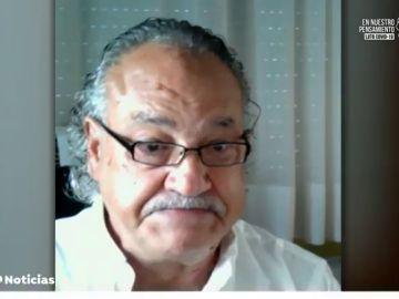 """Ángel Juárez, hijo de una víctima del coronavirus: """"Es indigno lo que se le ha hecho a nuestros mayores"""""""