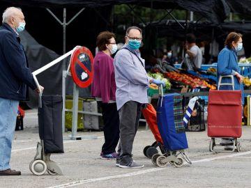 Horarios de los supermercados en fase 2 y fase 3