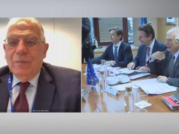 Josep Borrell, en Espejo Público