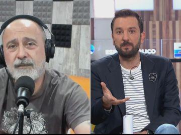 Carlos Rodríguez y Diego Revuelta