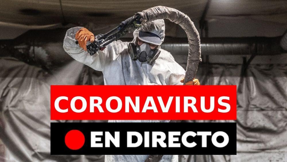 Coronavirus España hoy: Última hora de la desescalada y datos de muertos y contagios, en directo | Última hora coronavirus