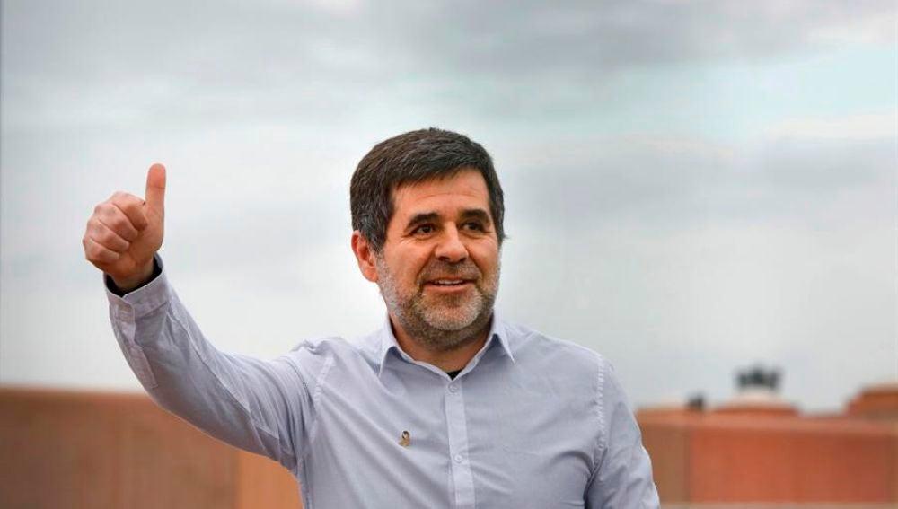 Jordi Sánchez, expresidente de la ANC