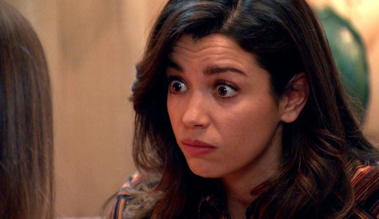 """En plena discusión, Amelia deja sin palabras a Luisita: """"No puedo vivir sin ti"""""""