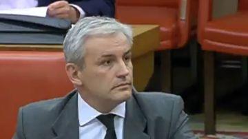 El diputado del PP Juan Antonio Callejas
