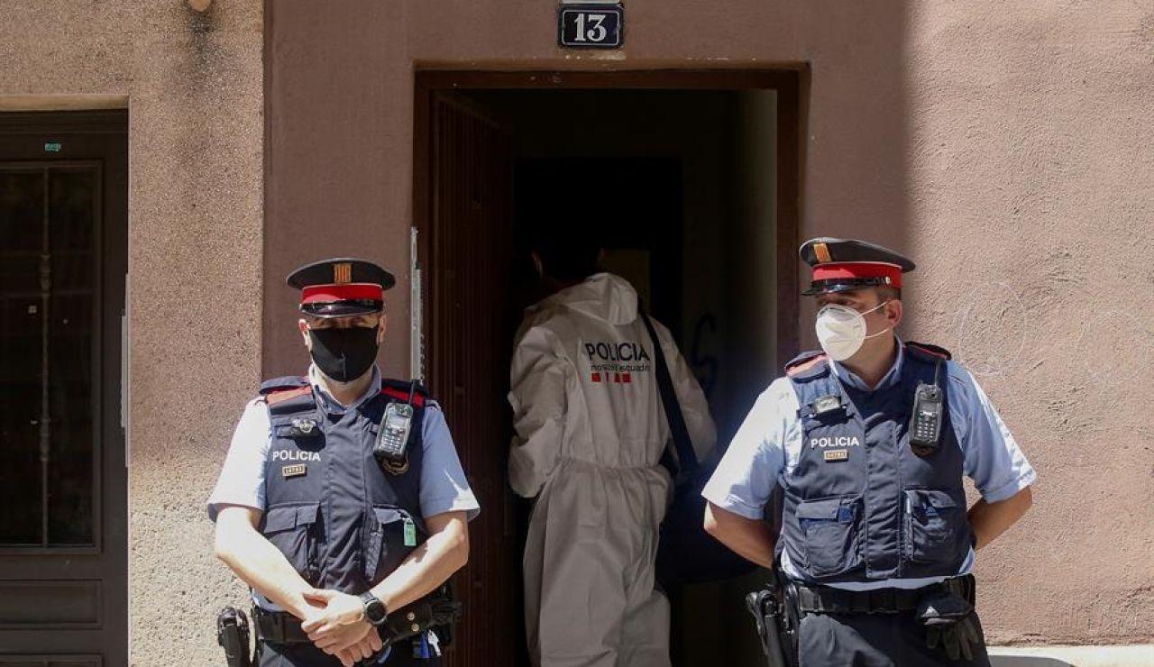 Detenido en Badalona el presunto autor de la muerte de una mujer de Esplugues