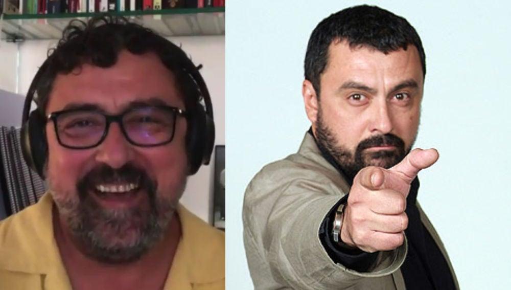 Paco Tous se confiesa sobre el inicio del rodaje de 'Los hombres de Paco'