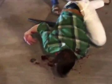 Brutal paliza a un hombre en Estados Unidos