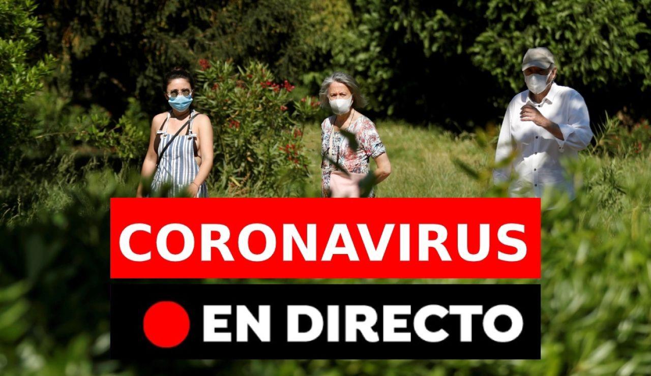 Coronavirus España hoy, noticias y datos de muertos   Desescalada: Fase 2 y 3 en directo