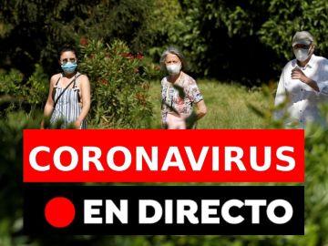 Coronavirus España hoy, noticias y datos de muertos | Desescalada: Fase 2 y 3 en directo