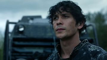 Bob Morley como Bellamy en 'The 100'