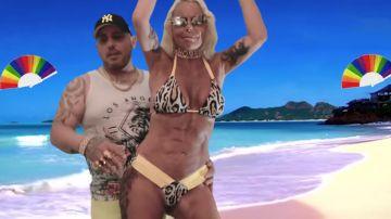 Leticia Sabater en su último vídeo 'Vete pal carajo'
