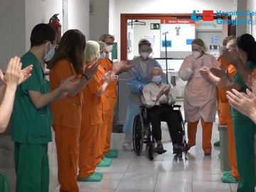 El Hospital Gregorio Marañón supera los 2.000 curados por coronavirus