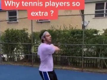 La ATP pide perdón por difundir un mensaje que tildaba de 'mariquita' el estilo de un tenista