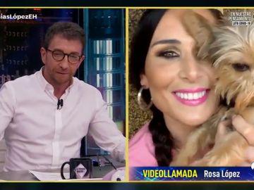 Disfruta de la entrevista completa a Rosa López en 'El Hormiguero 3.0'