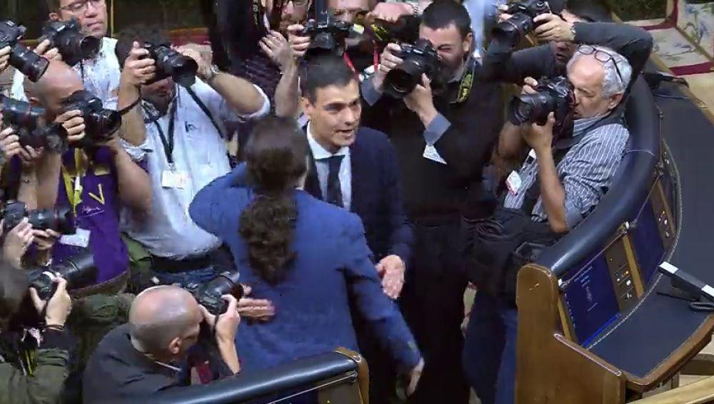 Dos años de la moción de censura: de la reinvención de Pedro Sánchez al confinamiento