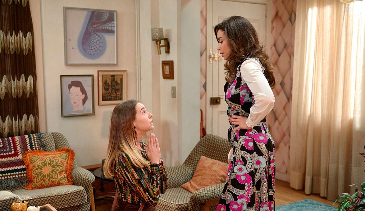 La petición desesperada de Luisita a Amelia