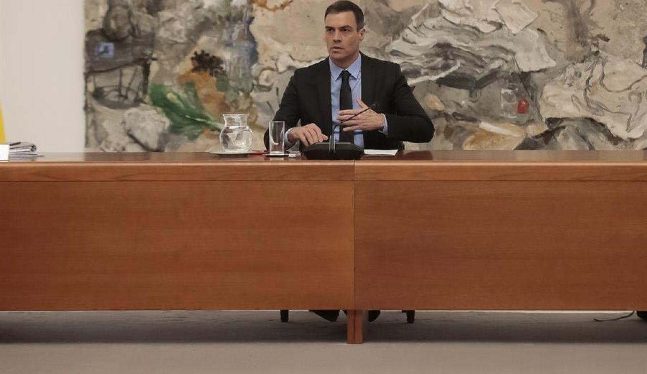 Pedro Sánchez intenta reeditar los pactos de la investidura